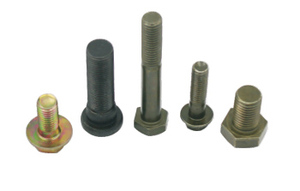 Automotive gearbox fasteners